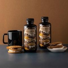 [월간커피] 콜드브루 커피 스모어 쿠키 500ml