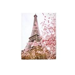 인테리어 패브릭 포스터_봄에펠탑
