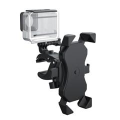 유프로 진짜 튼튼한 스마트폰 액션캠 자전거 거치대 유
