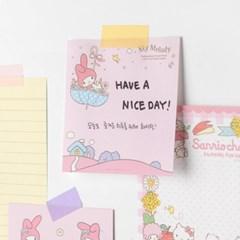 [Sanrio] 마이멜로디 메모패드