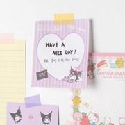 [Sanrio] 쿠로미 메모패드