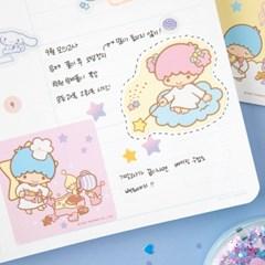 [Sanrio] 리틀트윈스타 줄줄이 스티커