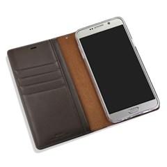루체떼 (타조엠보) 아이폰8 가죽케이스 (전기종제작)