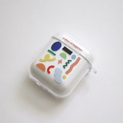 AIR POD CASE. A PIECE OF HAPPINESS 02