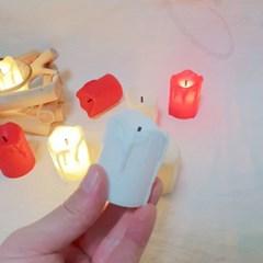 LED 양초 꺼지지않는 전기 초