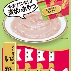 이나바 챠오츄르 닭가슴살&오징어 [SC-79]