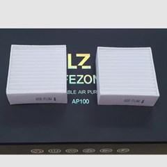 라이프존 헤파14등급 필터 (2EA) - HJLZ-AP100 리필필터