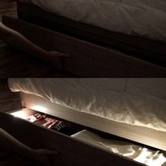 탁트 LED 센서등 1+1