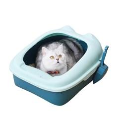 에코펫위드 고양이화장실 고양이가 좋아하는 화장실