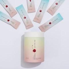 [체리품은바다] 국내산 저분자피쉬콜라겐 젤스틱 (30포)