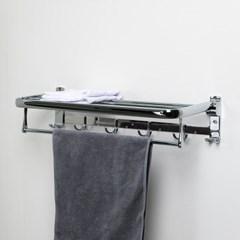 모던바쓰 스텐 선반형 수건걸이/화장실 욕실선반