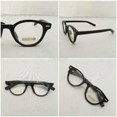 가벼운 도수없는 뿔테 투명 데일리 패션 안경