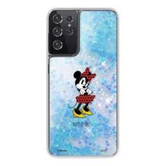 (글리터케이스) 디즈니 심통난미니레드 전기종 휴대폰케