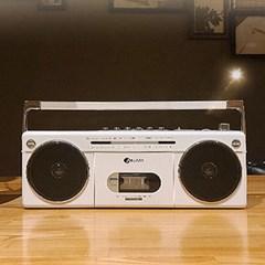 아남 카세트 PA-730BTS 녹음 MP3 블루투스 휴대겸용