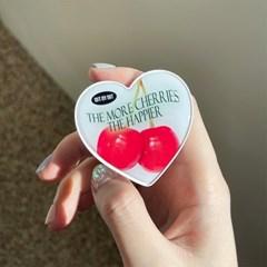 Cherries Heart Griptok