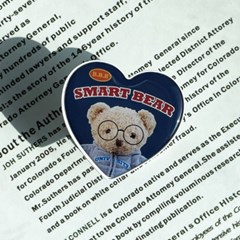 Smart Bear Heart Griptok