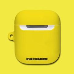 에어팟/에어팟프로 케이스 - 옐로우(Yellow)