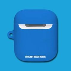 에어팟/에어팟프로 케이스 - 블루(Blue)