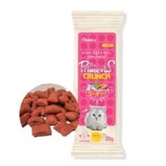 프리미요 크런치 맛있는 참치&연어20g_(777006)