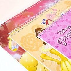 8절스케치북 프린세스 두꺼운 스케치북 랜덤 6개 1set