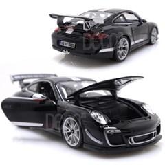1:18 포르쉐 911 GT3 RS 4.0 블랙 미니카