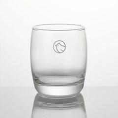 [모던하우스] L 통통 뱁새 유리컵 320ml 크림
