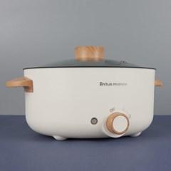 [엔뚜마노] 멀티 전기냄비 찜솥 멀티쿠커 EM-MC1300