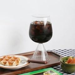 웨이블리 글라스 고블렛잔 와인잔 580ml/나혼자산다 소_(1825403)