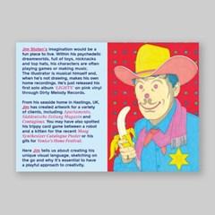 Posterzine #64 Jim Stoten