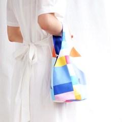 Hwawoon Handbag-Peacock