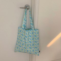bloom sky blue bag