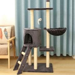 조립식 고양이 놀이터 고급형 럭셔리 캣타워