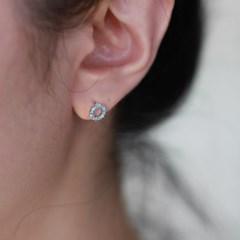 미스티 블루 귀걸이