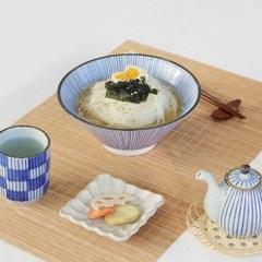 일본 소라 삼각 면기 1P / 라면기 덮밥그릇 가정식