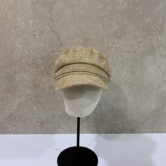 린넨 기본 심플 챙넓은 패션 헌팅캡 마도로스 모자