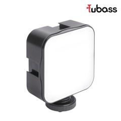 튜바스 TBS-LED01 조명 라이트 유튜브 방송용 후레쉬