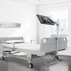 [카멜마운트] 병원 침대용 모니터 거치대 HBA-1