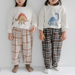 오) 공룡 아동 상하세트
