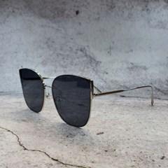 가벼운 도수없는 오렌지 사각 데일리 패션 선글라스