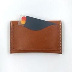 LOG Leather card wallet / 로그 카드,명함지갑 천연가죽