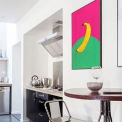 [키뮤스튜디오] A1 아트포스터: 반하나 바나나