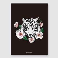 무궁화호랑이 A3 포스터