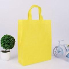단색 부직포 쇼핑백