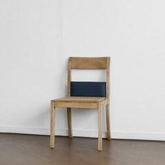 [애쉬턴내츄럴] A형 의자 네이비_(1708059)