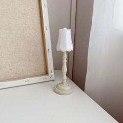 빈티지 테이블 갓 램프 2size