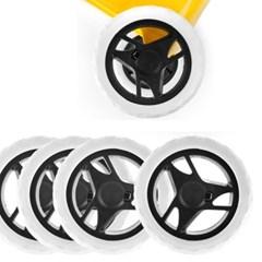 카즈미 조과통 바퀴 (4Pset) K6T3V012B 해루질용품