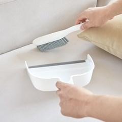 마스트 다용도 소형 빗자루 세트 미니 쓰레받기 청소 도_(1421883)