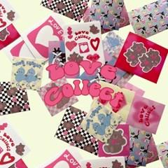 [뮤즈무드] love collect sticker pack