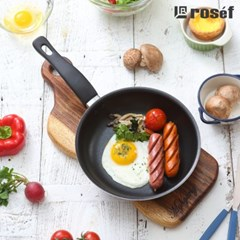 로제프 체리쉬 블랙 IH 3종세트 후라이팬 궁중팬 (20cm+28cm+28cm)