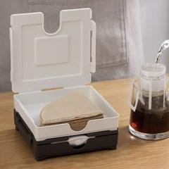마그네틱 커피여과지 보관케이스